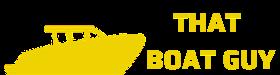 That Boat Guy Logo